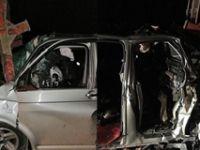 Ankara'da feci kaza! 6 ölü