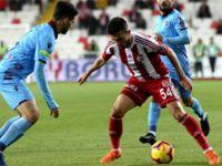 Demir Grup Sivasspor: 1 - Trabzonspor: 1