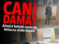 Gaziantep'te damat dehşeti: 3 ölü, 2 yaralı