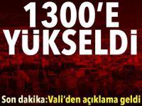 Burdur'da yüzlerce kişi hastaneye başvurdu