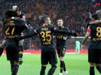 Galatasaray: 2 - Hatayspor: 0