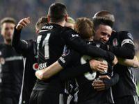 Evkur Yeni Malatyaspor: 1 - Beşiktaş: 2