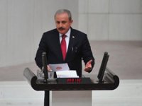 TBMM 3'üncü turda Mustafa Şentop'u başkan seçti