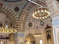 Çankırı Büyük Cami'de Cuma namazı öncesi siyasi propaganda!