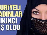 Suriyeli kadınlar ikinci eş oldu…