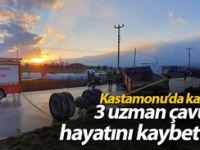 Kastamonu'dan acı haber: Üç uzman çavuş hayatını kaybetti