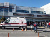 Kayseri Havalimanı'nda silah sesleri: Yaralı polisler var