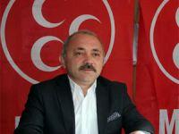 MHP'li Esen'den Akbaşoğlu'na: Çankırı hizmet noktasında şampiyon olmalıdır!