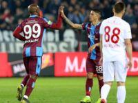 Trabzonspor: 4 - Antalyaspor: 1
