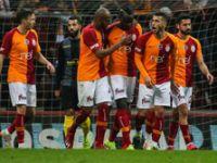 Galatasaray: 3 - Evkur Yeni Malatyaspor: 0