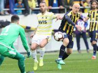 MKE Ankaragücü: 1 - Fenerbahçe: 1