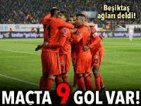 Çaykur Rizespor: 2 - Beşiktaş: 7