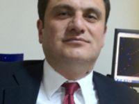 Çankırı İl Genel Meclisinin yeni başkanı Mustafa Çıbık