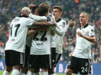Beşiktaş: 2 - Medipol Başakşehir: 1
