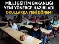 Okullarda yeni dönem! Milli Eğitim Bakanlığınca yeni yönerge hazırlandı
