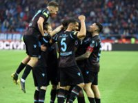 Trabzonspor: 2 - Evkur Yeni Malatyaspor: 1