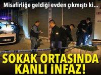 İzmir'de sokak ortasında infaz: Bir ölü