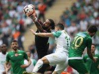Bursaspor: 0 - Akhisar Belediyespor: 0