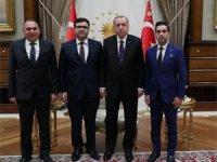 AKP Çankırı İl Başkan adaylarından Uğur Sucu'dan Çelik'e destek mesajı