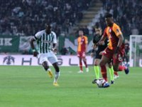 Atiker Konyaspor: 0 - Galatasaray: 0
