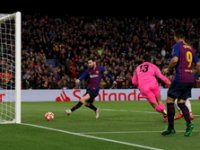 Barcelona: 3 - Liverpool: 0