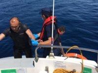 Ayvalık'ta tekne faciası: 9 ölü