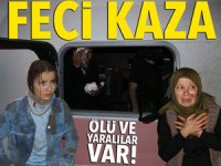 Adana'da yolcu otobüsü şarampole devrildi: 2 ölü, 22 yaralı