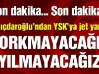 Kılıçdaroğlu'ndan YSK'ya yanıt!