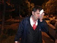 Deneyimli gazeteci Yavuz Selim Demirağ'a çirkin saldırı!