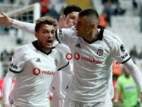 Beşiktaş: 2 - Aytemiz Alanyaspor: 1