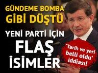 Kulis: Davutoğlu yeni partinin duyurusunu Diyarbakır'da yapacak