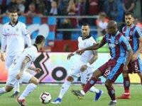 Trabzonspor: 2 - Beşiktaş: 1