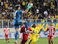 MKE Ankaragücü: 3 - Demir Grup Sivasspor: 1