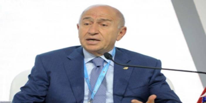Nihat Özdemir TFF Başkanlığı için adaylığını açıkladı