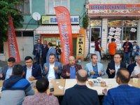 Bu fotoğraf karesine göre; Çankırı'da AKP'nin İl Başkanı kim?