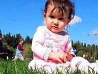 Samsun'da kaybolan 1,5 yaşındaki Ecrin ölü bulundu