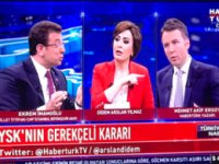 Ekrem İmamoğlu canlı yayında gazetecilerin sorularını yanıtladı