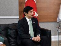 Japonya Büyükelçisi Miyajima Çankırı'da
