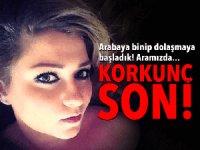 İstanbul'da pırlantacı Gamze'ye borç infazı