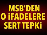 MSB'den Akit TV'de kullanılan ifadelere sert tepki