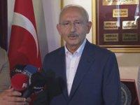 Kemal Kılıçdaroğlu: Ekrem Bey'in rakibi Yüksek Seçim Kurulu