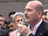 Bakan Soylu'ya memleketi Trabzon'da protesto
