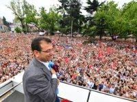 Trabzon, İmamoğlu'nu bağrına bastı