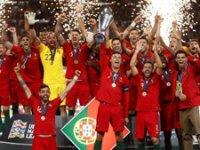 Hollanda'yı 1-0'la geçen Portekiz şampiyon