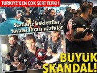 İzlanda'da büyük skandal! Millilere pasaport işkencesi