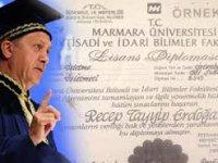 Erdoğan'ın 'fotokopi diploması' Noter'e uyarı cezası getirdi!