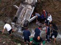 Kızılcahamamda trafik kazası: 17 yaralı