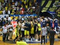 Fenerbahçe Beko, Anadolu Efes'e dur dedi