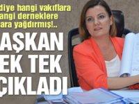 CHP'li başkan AKP dönemindeki Ensar ve TÜRGEV harcamalarını kalem kalem açıkladı