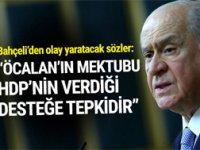 MHP lideri Bahçeli, Öcalan'ı savundu!